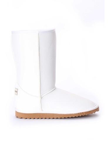 Shoes1441 Bot Beyaz